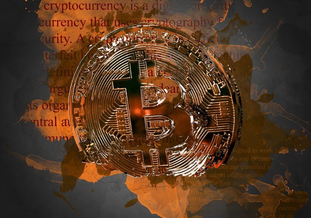 Каким образом образом работает биткоин