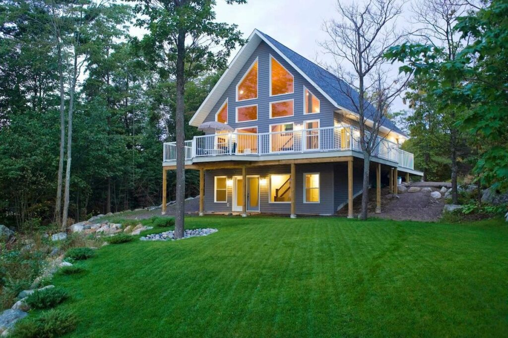 Инвестиция в загородную недвижимость