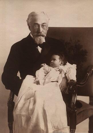 Отец Бернарда Баруха