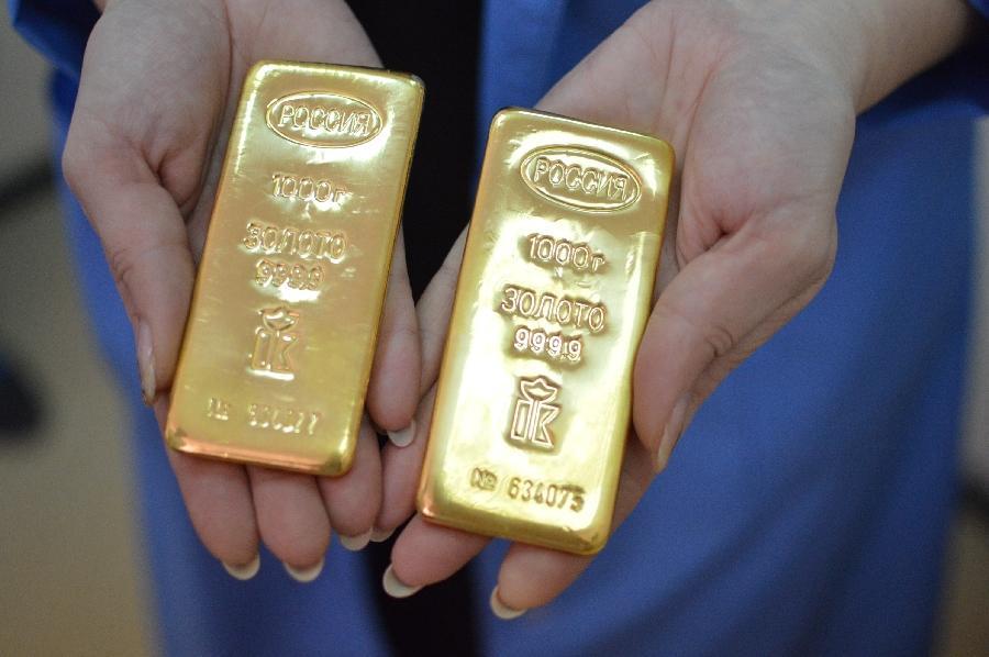 куда вложить миллион рублей? - в золото