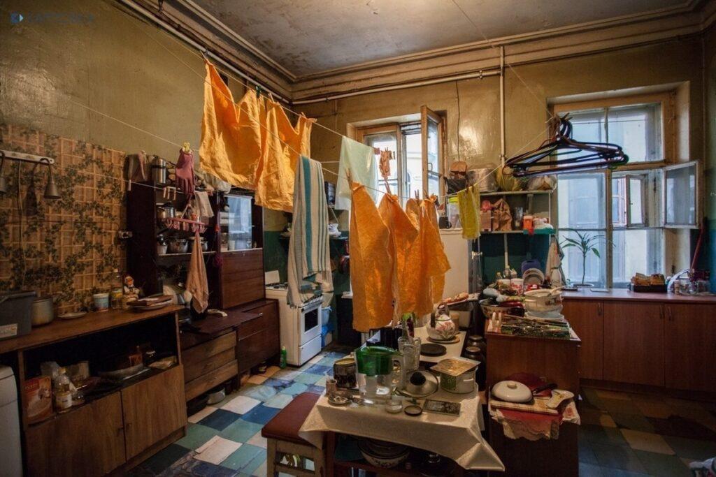 коммуналка в Санкт-Петербурге