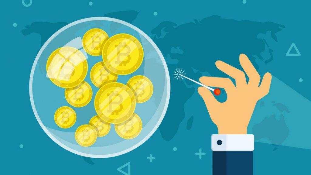 Криптовалюта - это пузырь