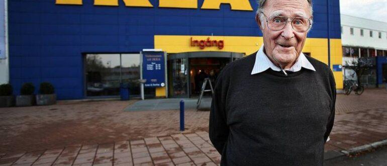 И́нгвар Кампрад шведский миллиардер